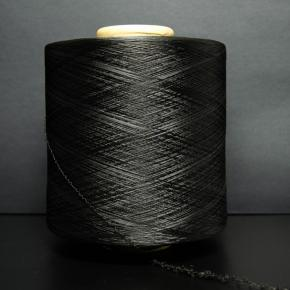 polyester single covered spandex yarn 200D ddb+40D